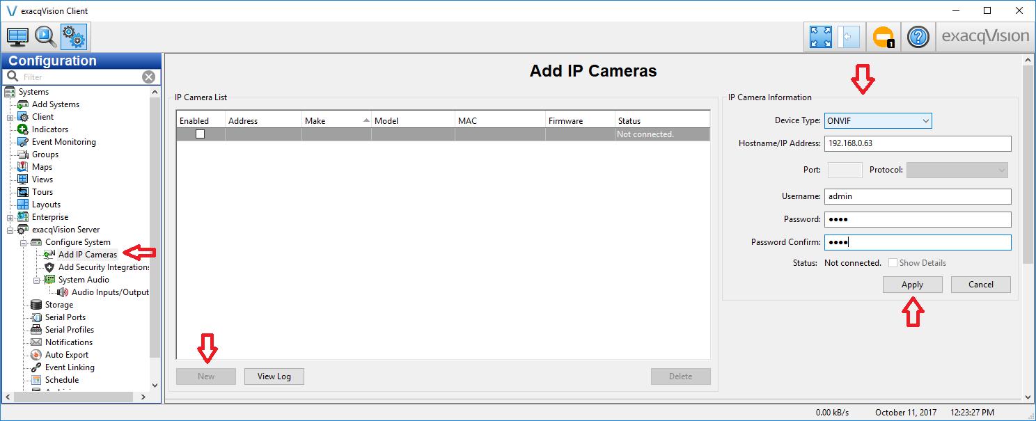 ExacqVision Integration | videowave ca